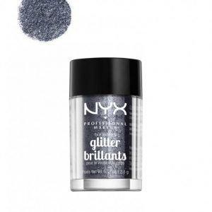 Nyx Professional Makeup Face & Body Glitter Glitteri Gunmetal