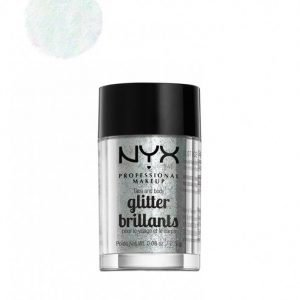Nyx Professional Makeup Face & Body Glitter Glitteri Ice