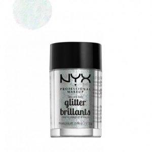 Nyx Professional Makeup Face & Body Glitter Glitteri Ice