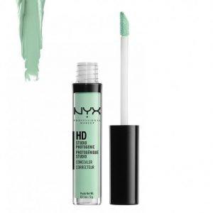 Nyx Professional Makeup Hd Studio Photogenic Concealer Peitevoide Green