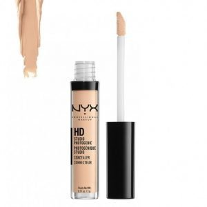 Nyx Professional Makeup Hd Studio Photogenic Concealer Peitevoide Light