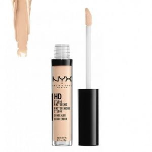 Nyx Professional Makeup Hd Studio Photogenic Concealer Peitevoide Porcelain