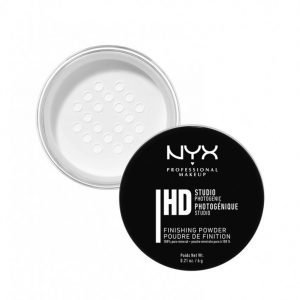 Nyx Professional Makeup Hd Studio Photogenic Finishing Powder Meikinpohjustusvoide Translucent