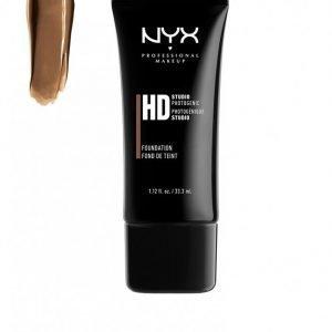 Nyx Professional Makeup Hd Studio Photogenic Foundation Meikkivoide Chestnut
