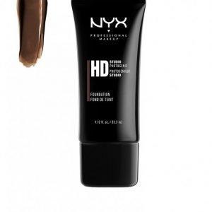 Nyx Professional Makeup Hd Studio Photogenic Foundation Meikkivoide Deep Espresso