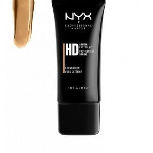 Nyx Professional Makeup Hd Studio Photogenic Foundation Meikkivoide Golden Honey