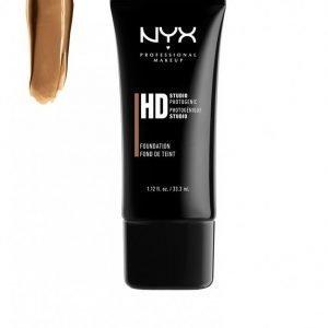 Nyx Professional Makeup Hd Studio Photogenic Foundation Meikkivoide Maple