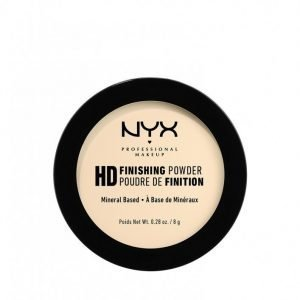 Nyx Professional Makeup High Definition Finishing Powder Puuteri Banana