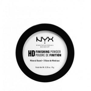 Nyx Professional Makeup High Definition Finishing Powder Puuteri Translucent