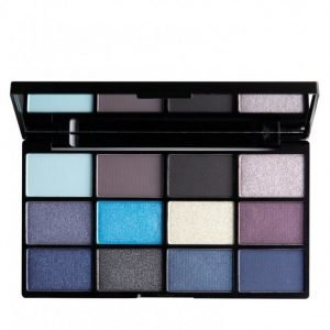 Nyx Professional Makeup In Your Element Shadow Palette Luomiväri Wind