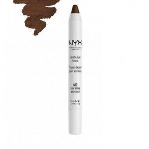 Nyx Professional Makeup Jumbo Eye Pencil Luomiväri Dark Brown