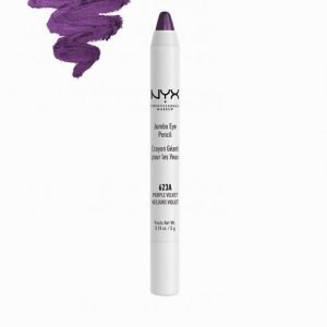 Nyx Professional Makeup Jumbo Eye Pencil Silmänrajauskynä Purple Velvet