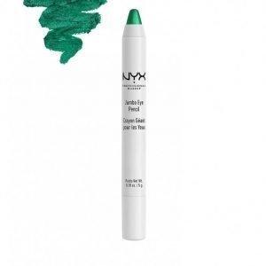 Nyx Professional Makeup Jumbo Eye Pencil Silmänrajauskynä Sparkle Green