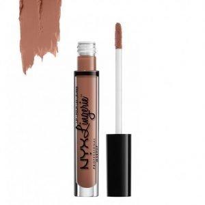 Nyx Professional Makeup Lingerie Liquid Lipstick Huulipuna Bedtime Flirt