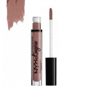 Nyx Professional Makeup Lingerie Liquid Lipstick Huulipuna Bustier