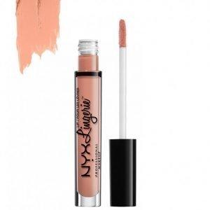 Nyx Professional Makeup Lingerie Liquid Lipstick Huulipuna Cheekies