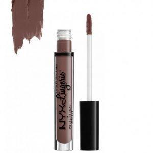 Nyx Professional Makeup Lingerie Liquid Lipstick Huulipuna Confident