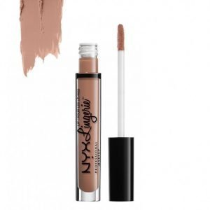 Nyx Professional Makeup Lingerie Liquid Lipstick Huulipuna Satin Ribbon
