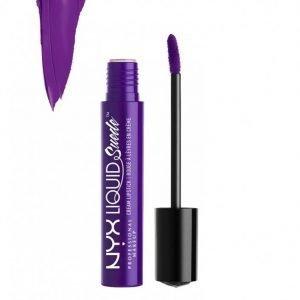 Nyx Professional Makeup Liquid Suede Cream Lipstick Huulipuna Amethyst