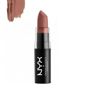 Nyx Professional Makeup Matte Lipstick Huulipuna Honeymoon