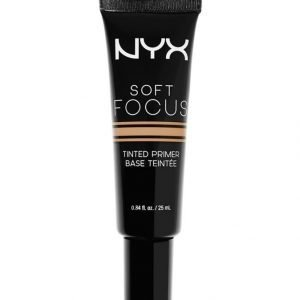 Nyx Soft Focus Tinted Primer Pohjustustuote