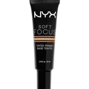 Nyx Soft Focus Tinted Primer Pohjustustuote