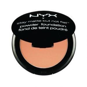 Nyx Stay Matte But Not Flat Make Up Powder Meikkipuuteri