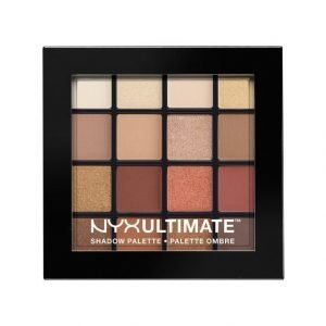 Nyx Ultimate Shadow Palette Luomiväripaletti