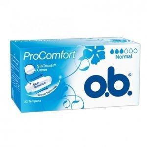 O.B. Procomfort Normal Tamponi 32 Kpl