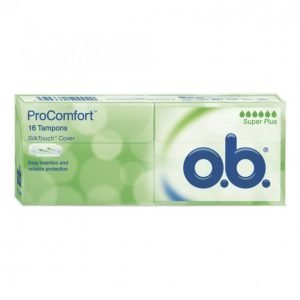 O.B. Procomfort Super Plus Tamponi 16 Kpl
