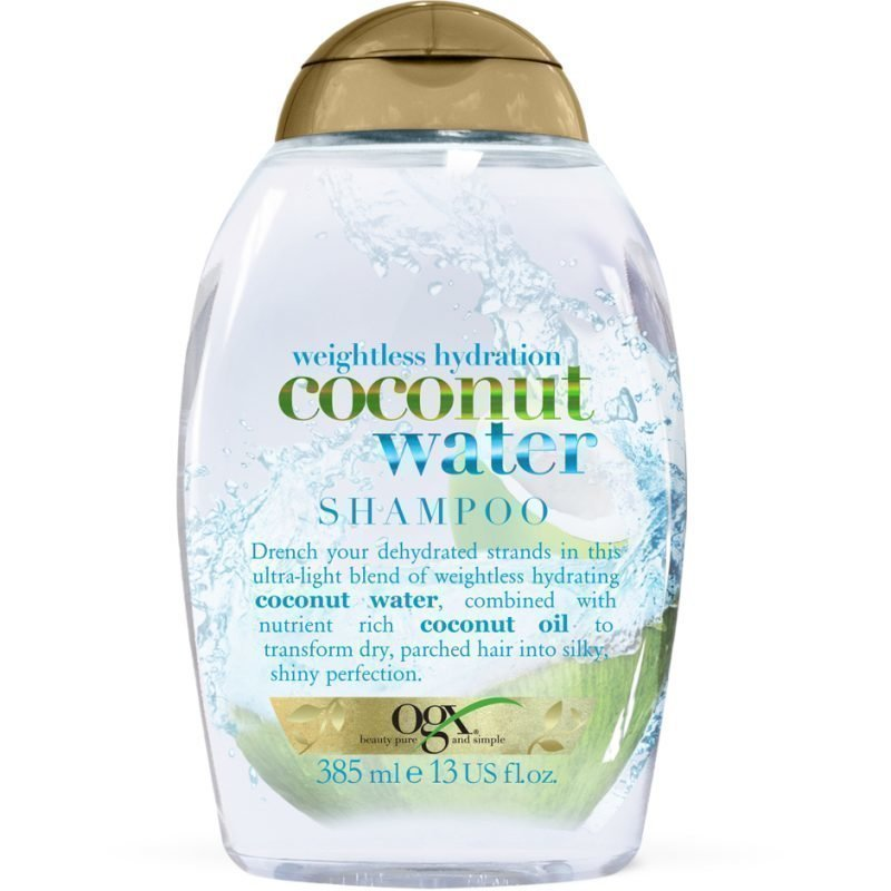 OGX Coconut Water Shampoo 385ml