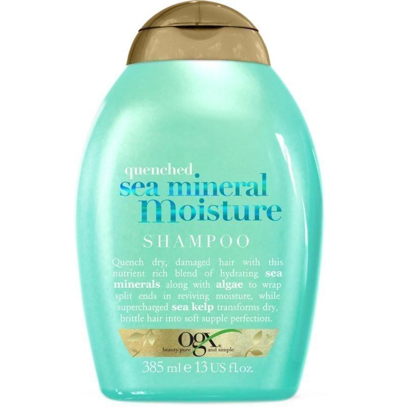 OGX Sea Mineral Moisture Shampoo 385ml