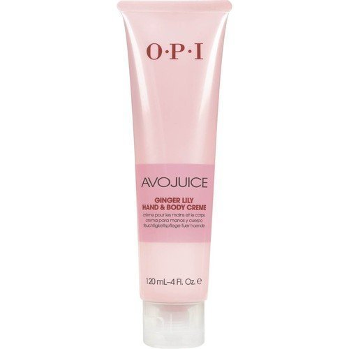 OPI AvoJuice Hand & Body Creme Ginger Lily