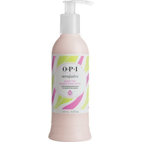 OPI AvoJuice Hand & Body Lotion Ginger Lily