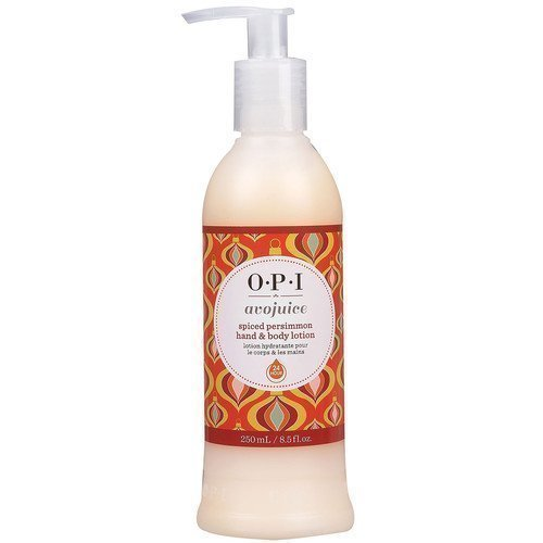 OPI AvoJuice Hand & Body Lotion Spiced Persimmon 30 ml