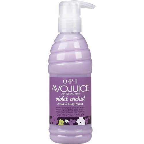 OPI AvoJuice Hand & Body Lotion Violet Orchid 250 ml