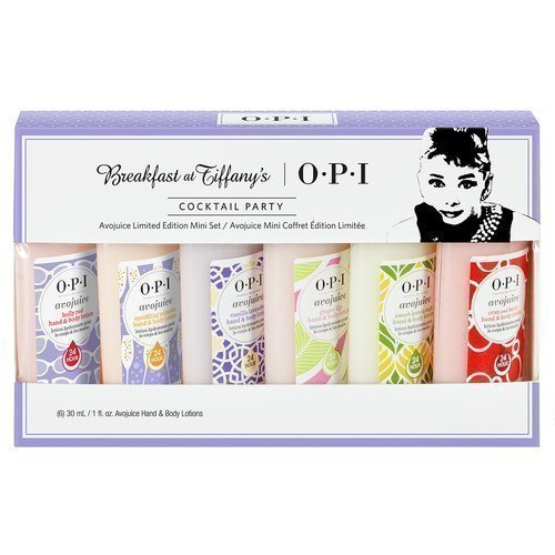 OPI Avojuice 6 Assorted Kit