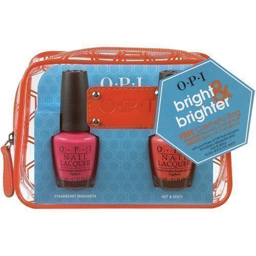 OPI Bright & Brighter Gift Set