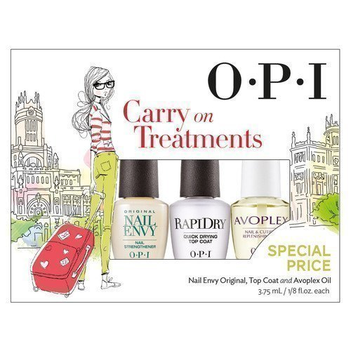 OPI Carry on Treatments Mini Kit