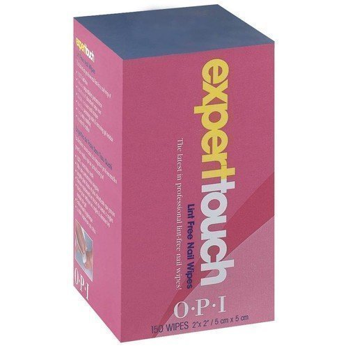 OPI Experttouch Remover Lint-Free Nail Wipes