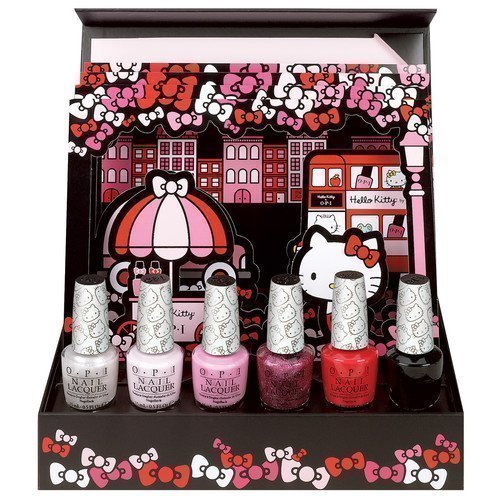 OPI Hello Kitty Collectors Edition Box
