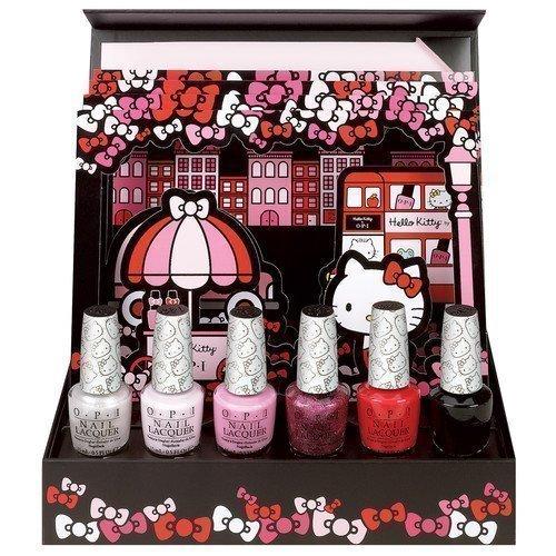 OPI Hello Kitty Collectors Edition Box