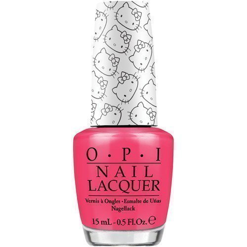 OPI Hello Kitty Spoken From the Heart