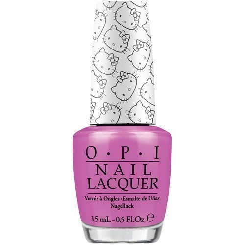 OPI Hello Kitty Super Cute in Pink