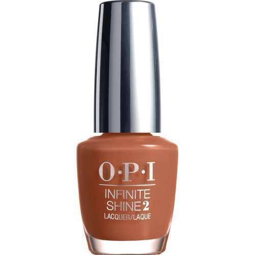 OPI Infinite Shine Brains & Bronze
