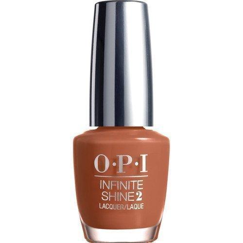OPI Infinite Shine Brains & Bronze