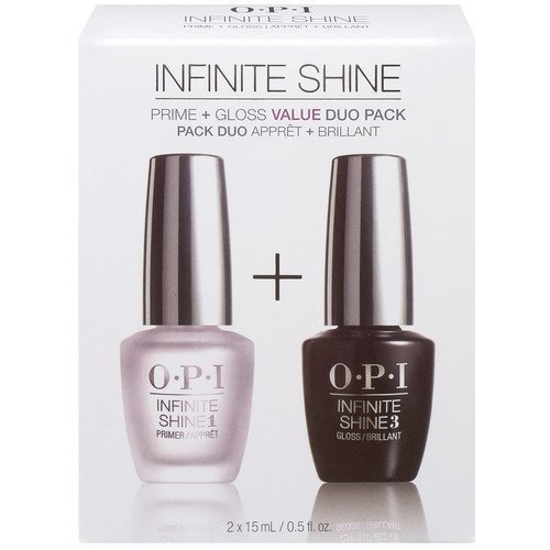 OPI Infinite Shine Duo Prime Base Goat & Gloss Top Coat