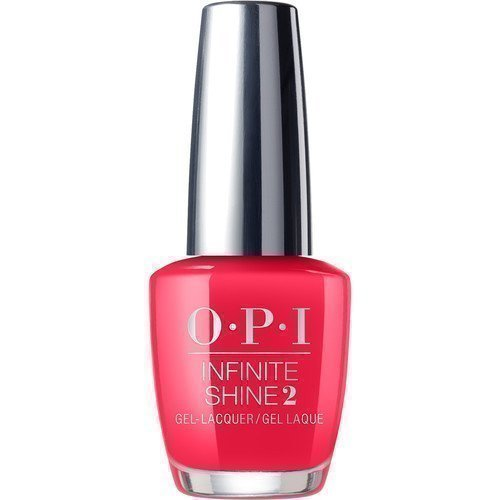 OPI Infinite Shine She's a Bad Muffuletta!