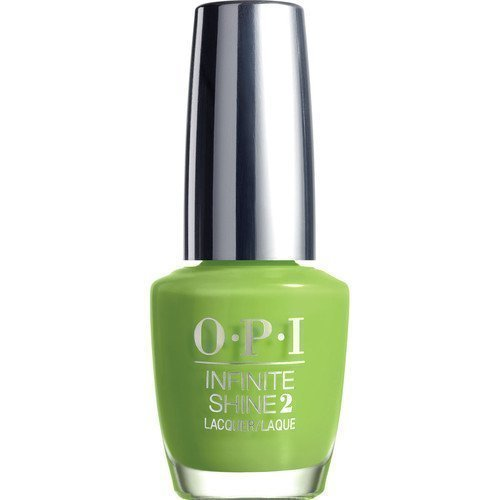 OPI Infinite Shine To the Finish Lime!