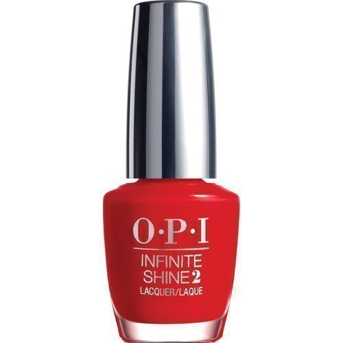 OPI Infinite Shine Unequivocally Crimson